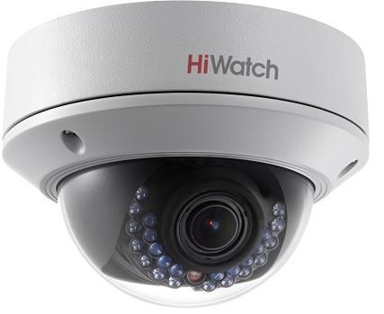 DS-i128 IP-камера 1.3 Мп с вариофокальным объективом и ИК-подсветкой