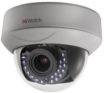 HD-TVI видеокамера HiWatch DS-T227