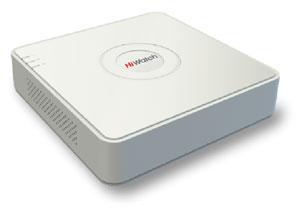 4-х канальный гибридный HD-TVI регистратор DS-H104G