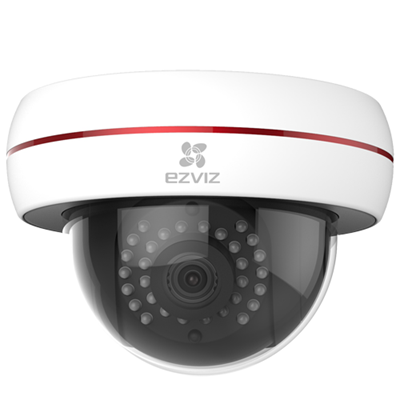 Облачная камера EZVIZ C4S (Wi-Fi)