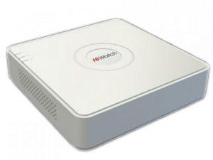 8-ми канальный гибридный HD-TVI регистратор HiWatch DS-H108G